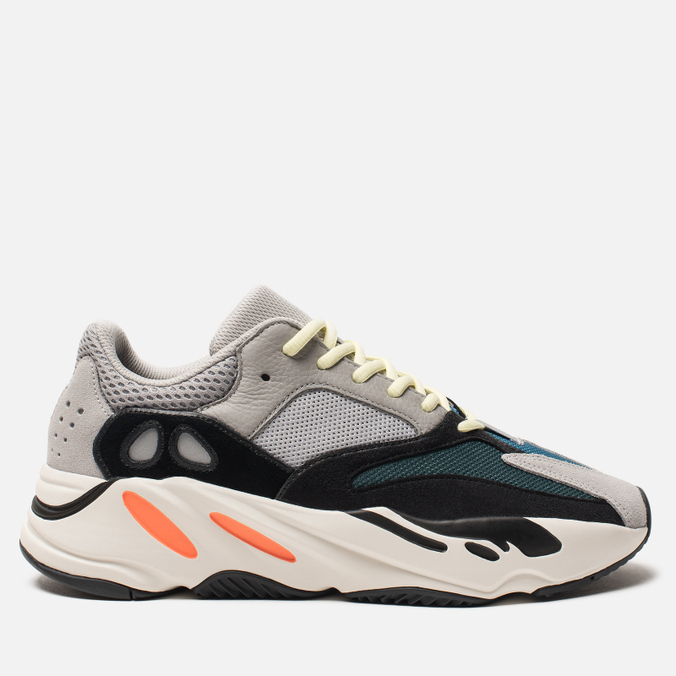 Кроссовки adidas Originals Yeezy Boost 700 Solid Grey Chalk White Core  Black ... c42c93c7dcc