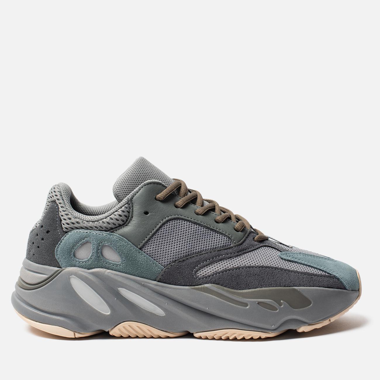 Кроссовки adidas Originals Yeezy Boost 700 Teal Blue/Teal Blue/Teal Blue