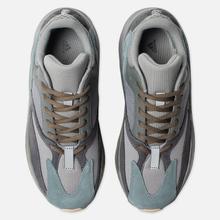 Кроссовки adidas Originals YEEZY Boost 700 Teal Blue/Teal Blue/Teal Blue фото- 1