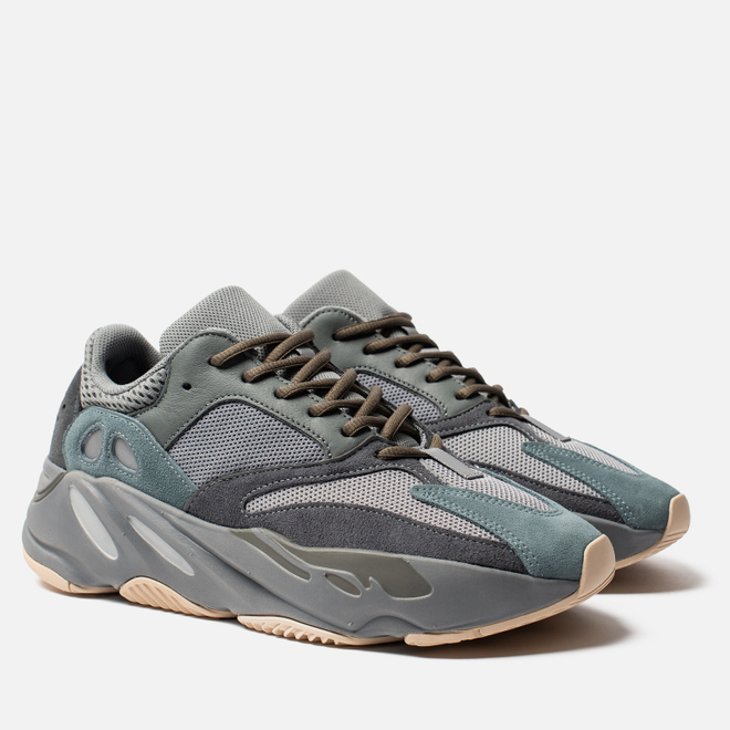 Кроссовки adidas Originals YEEZY Boost 700 Teal Blue/Teal Blue/Teal Blue