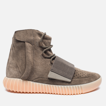 Кроссовки adidas Originals Yeezy Boost 750 Light Brown