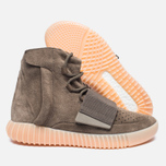 Кроссовки adidas Originals Yeezy Boost 750 Light Brown фото- 2