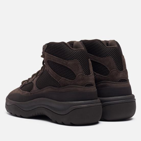 Кроссовки adidas Originals YEEZY Desert Boot Oil/Oil/Oil