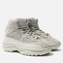 Кроссовки adidas Originals Yeezy Desert Boot Salt/Salt/Salt фото- 0