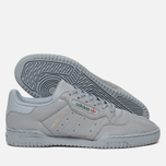 Кроссовки adidas Originals Yeezy Powerphase Grey фото- 1