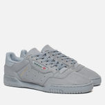 Кроссовки adidas Originals Yeezy Powerphase Grey фото- 2