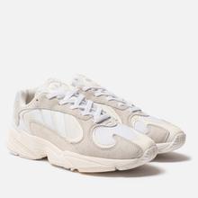 Кроссовки adidas Originals Yung-1 Cloud White/Cloud White/White фото- 0