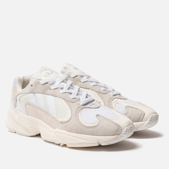 Мужские кроссовки adidas Originals Yung-1 Cloud White/Cloud White/White