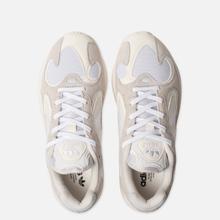 Кроссовки adidas Originals Yung-1 Cloud White/Cloud White/White фото- 1