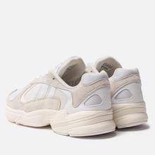 Кроссовки adidas Originals Yung-1 Cloud White/Cloud White/White фото- 2