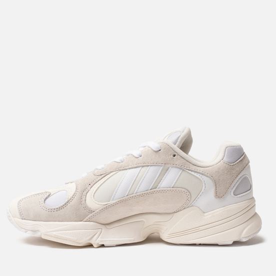 Кроссовки adidas Originals Yung-1 Cloud White/Cloud White/White