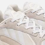 Кроссовки adidas Originals Yung-1 Cloud White/Cloud White/White фото- 6