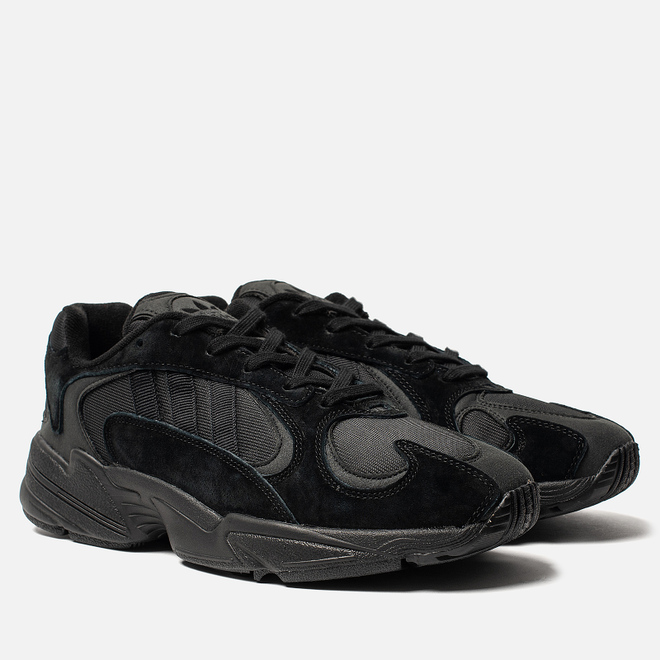 Кроссовки adidas Originals Yung-1 Core Black/Core Black/Carbon