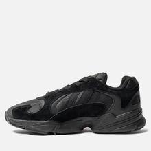 Кроссовки adidas Originals Yung-1 Core Black/Core Black/Carbon фото- 5