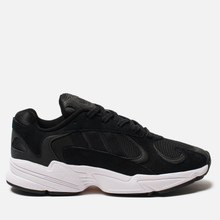 Кроссовки adidas Originals Yung-1 Core Black/Core Black/White фото- 0
