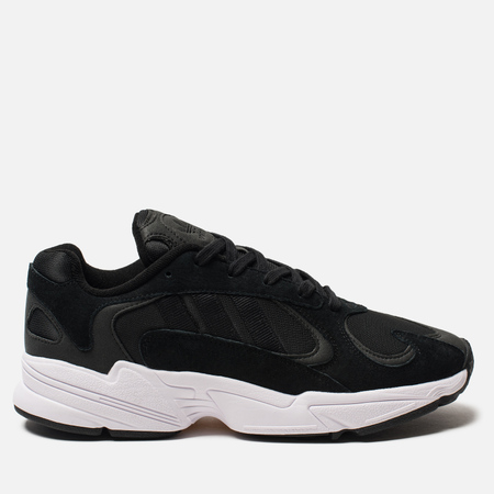 Кроссовки adidas Originals Yung-1 Core Black/Core Black/White