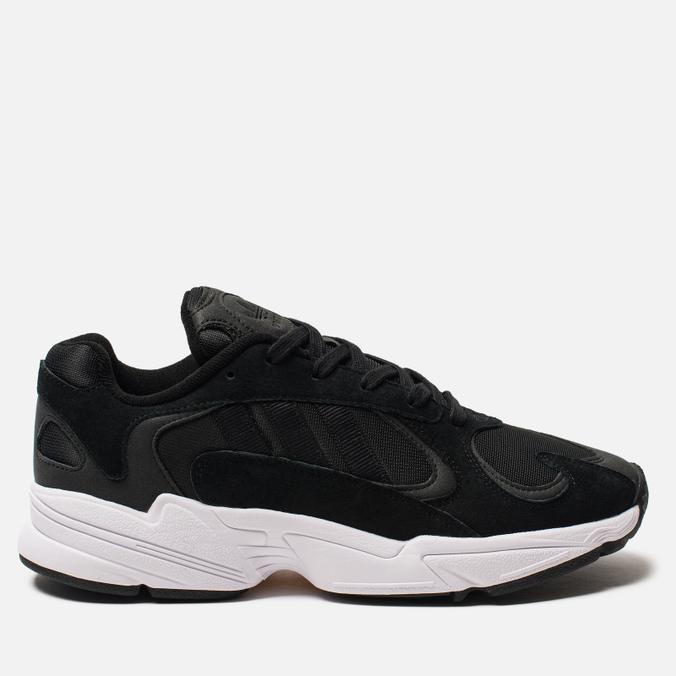 Кроссовки adidas Originals Yung-1 Core Black/Core Black/White