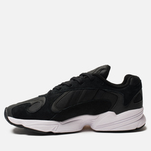 Кроссовки adidas Originals Yung-1 Core Black/Core Black/White фото- 1