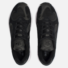 Кроссовки adidas Originals Yung-1 Core Black/Core Black/White фото- 5