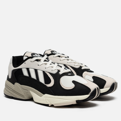 Кроссовки adidas Originals Yung-1 Core Black/Off White/Aluminium