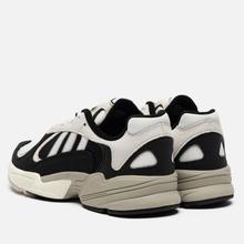 Кроссовки adidas Originals Yung-1 Core Black/Off White/Aluminium фото- 2