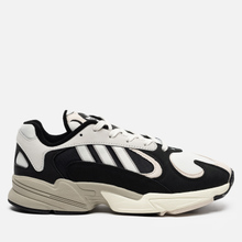 Кроссовки adidas Originals Yung-1 Core Black/Off White/Aluminium фото- 3