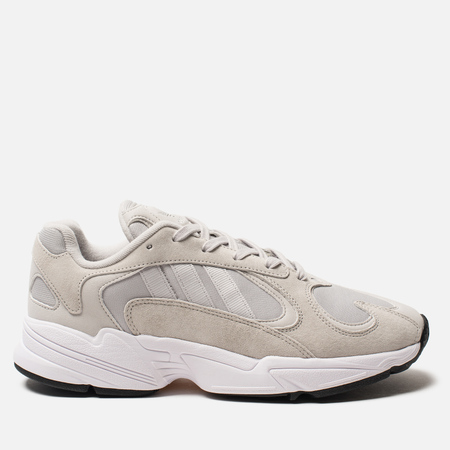 Кроссовки adidas Originals Yung-1 Grey One/Grey One/White
