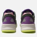 Кроссовки adidas Originals Yung-1 Legend Ivy/Hi-Res Yellow/Act Purple фото- 3