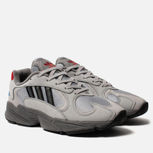 Кроссовки adidas Originals Yung-1 Silver Metallic/Night Metallic/Grey Two фото- 0