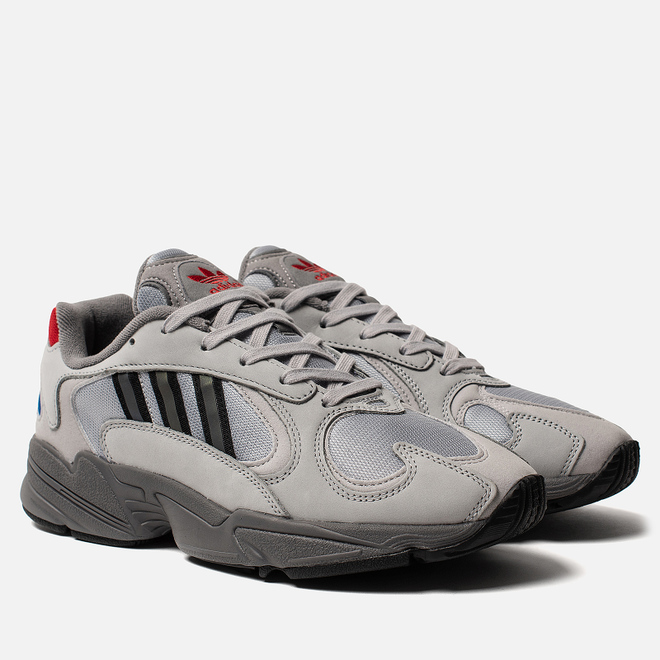 Кроссовки adidas Originals Yung-1 Silver Metallic/Night Metallic/Grey Two
