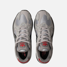 Кроссовки adidas Originals Yung-1 Silver Metallic/Night Metallic/Grey Two фото- 1