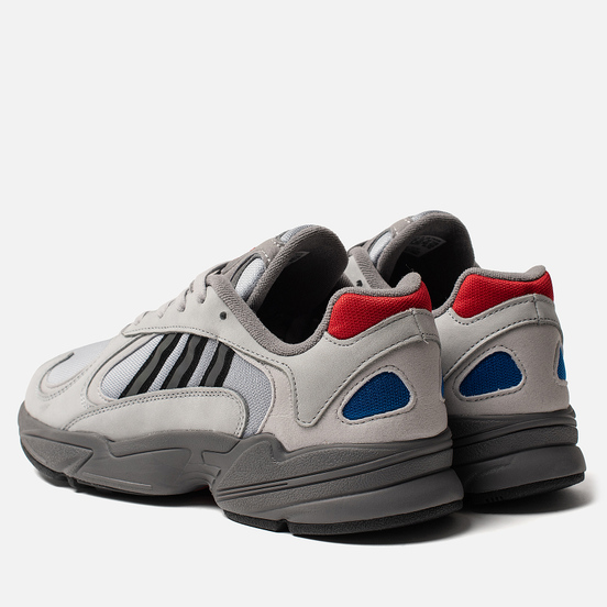 Кроссовки adidas Originals Yung-1 Silver Metallic/Night Metallic/Grey Two
