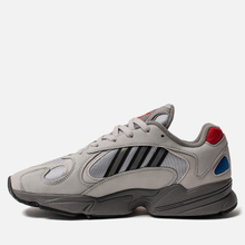 Кроссовки adidas Originals Yung-1 Silver Metallic/Night Metallic/Grey Two фото- 5
