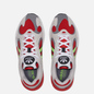 Кроссовки adidas Originals Yung-1 White/Signal Green/Solar Red фото - 1