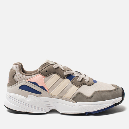 Кроссовки adidas Originals Yung-96 Brown/Ecru Tint/Core Brown