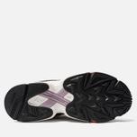 Кроссовки adidas Originals Yung-96 Chasm Core Black/Core Black/Semi Coral фото- 4
