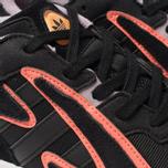 Кроссовки adidas Originals Yung-96 Chasm Core Black/Core Black/Semi Coral фото- 6