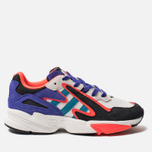 Кроссовки adidas Originals Yung-96 Chasm Crystal White/Active Teal/Energy Ink фото- 0