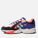 Кроссовки adidas Originals Yung-96 Chasm Crystal White/Active Teal/Energy Ink фото- 1