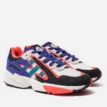 Кроссовки adidas Originals Yung-96 Chasm Crystal White/Active Teal/Energy Ink фото- 2