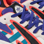 Кроссовки adidas Originals Yung-96 Chasm Crystal White/Active Teal/Energy Ink фото- 6