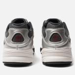 Кроссовки adidas Originals Yung-96 Chasm Grey Four/Scarlet/Silver Metallic фото- 3