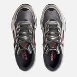 Кроссовки adidas Originals Yung-96 Chasm Grey Four/Scarlet/Silver Metallic фото- 5