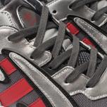 Кроссовки adidas Originals Yung-96 Chasm Grey Four/Scarlet/Silver Metallic фото- 6