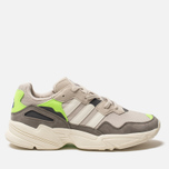 Кроссовки adidas Originals Yung-96 Clear Brown/Off White/Solar Green фото- 0