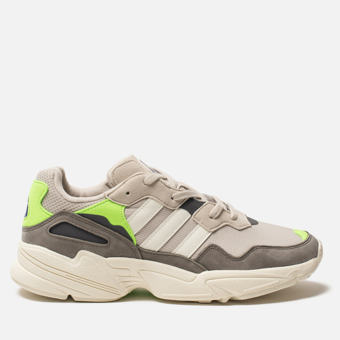 Кроссовки adidas Originals Yung-96 Clear Brown/Off White/Solar Green