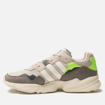 Кроссовки adidas Originals Yung-96 Clear Brown/Off White/Solar Green фото- 1