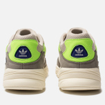 Кроссовки adidas Originals Yung-96 Clear Brown/Off White/Solar Green фото- 3