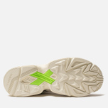 Кроссовки adidas Originals Yung-96 Clear Brown/Off White/Solar Green фото- 4