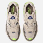 Кроссовки adidas Originals Yung-96 Clear Brown/Off White/Solar Green фото- 5